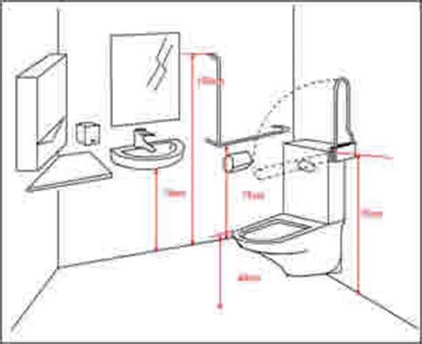 norme pour toilette handicape s il vous plait oui au fond 224 droite