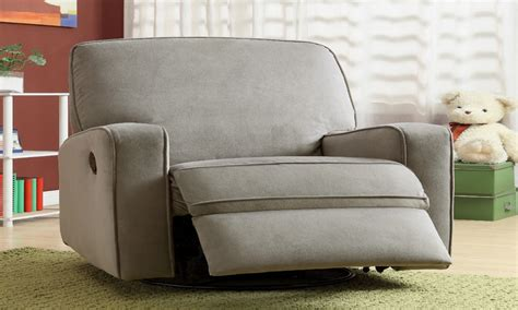 rocker glider recliner with ottoman glider recliner with ottoman nursery swivel glider