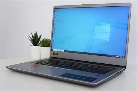 review acer swift  sf  laptop ringan