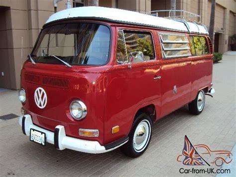 1970 volkswagen vanagon 1970 vw volkswagen westfalia cer well cared for by