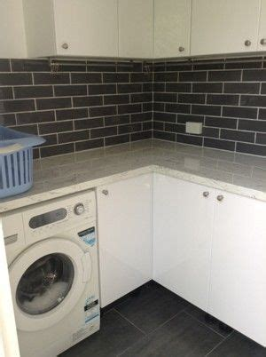 bunnings kitchen cabinets laundry cabinets bunnings cabinets matttroy