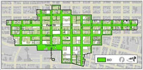 business improvement district bid downtown