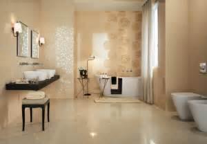 badezimmer modern beige italian elegance wit glossy bathroom tiles by atlas concorde