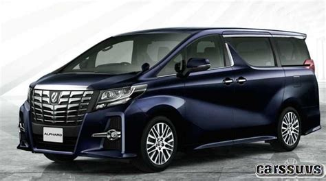 20182019 Toyota Alphard  (photo, Price, Test Drive
