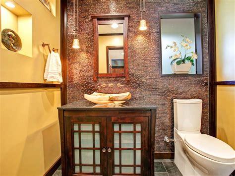 Modern Asian Bathroom Ideas by Yellow Asian Bathroom Pictures Dramatic Asian Flair Hgtv