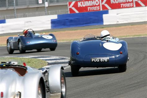 Jaguar C-Type - Chassis: XKC 021 - 2006 Silverstone Classic