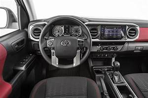 2016 Toyota Tacoma V-6 First Test Review