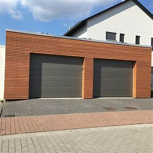 Fertiggaragen Aus Holz : massivholz garagen in holzst nder bauweise ~ Articles-book.com Haus und Dekorationen