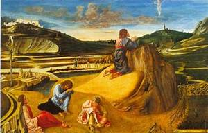The Agony In The Garden 1465 painting Giovanni Bellini ...