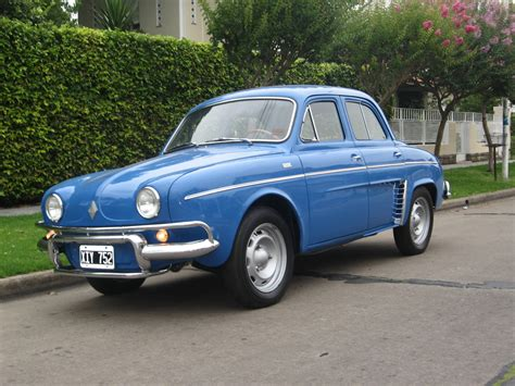 renault gordini 1961 renault gordini information and photos momentcar