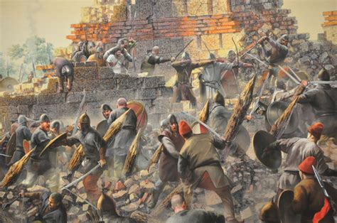 the siege of constantinople second siege of constantinople in 717 718 weapons