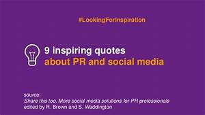 9 inspiring quo... Inspirational Pr Quotes
