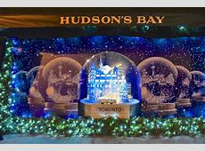 The Best Christmas Window Displays in Toronto Tourism
