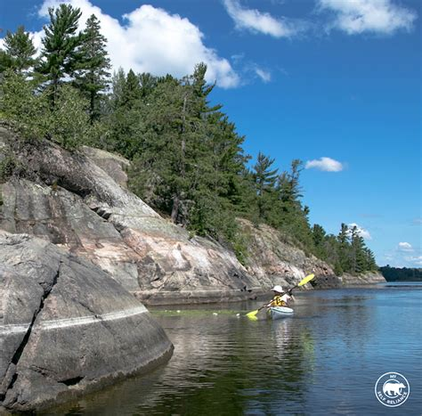 Canoe Kayak Ontario by Destination Two Weekend Canoe Routes On The