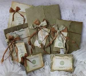 Seeded plantable wedding invitation irish invitation celtic for Etsy wedding invitations ireland