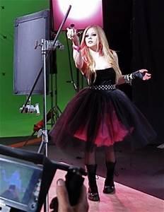 Black Star images Avril Lavigne- Black Star wallpaper and ...