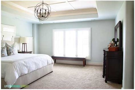 sherwin williams sea salt  perfect coastal paint color diy decor mom