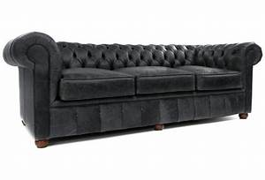 chester vintage leather large chesterfield sofa bed from With chester sofa bed