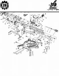 King Canada 8382 User Manual