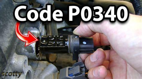 replace bad camshaft position sensor   car