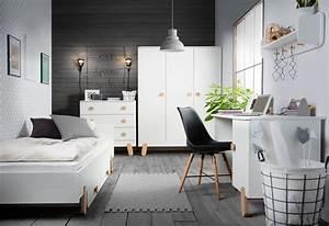 Kinderbett 90x200 Weiß : kinderbett 90x200 holz wei fancy art online kaufen furnart ~ Buech-reservation.com Haus und Dekorationen