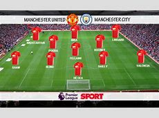 Once titular del Manchester United y del Manchester City