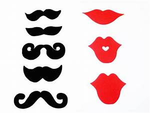 photo booth props template printable images With templates for photo booth props