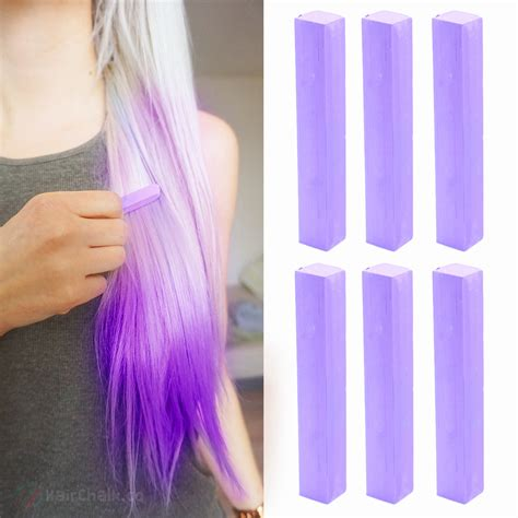 Hair Dye by Best Temporary Lilac Richie Hair Dye Set Lilac