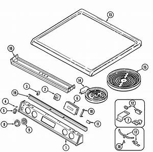 Maytag Che9800bce Electric Range Parts