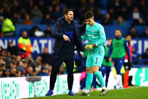 Chelsea keeper Mendy set to miss Southampton clash with ...