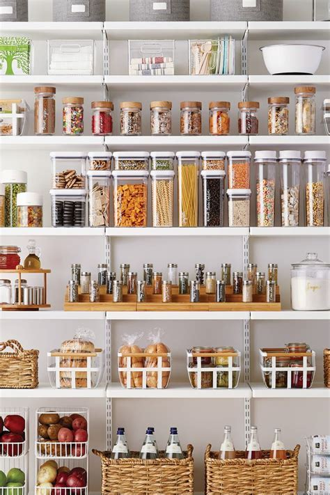 How to Organize an Instagram Worthy Pantry   Hunker