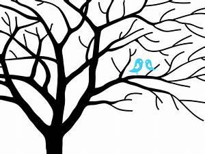 Baum An Wand Malen : hochzeitsbaum auf leinwand selbst gestalten ~ Frokenaadalensverden.com Haus und Dekorationen
