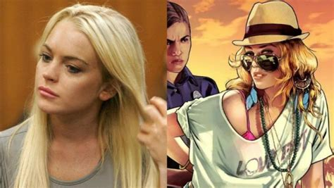 lindsay lohan loses lawsuit  grand theft auto