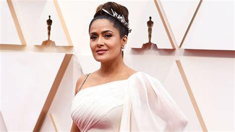 Salma Hayek At Oscars 2020 She Slays On The Red Carpet