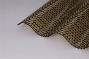 Polycarbonat Wellplatten 3 Mm : wellplatten 76 18 wabenstruktur 3 mm bronze f r ihr dach ~ Orissabook.com Haus und Dekorationen