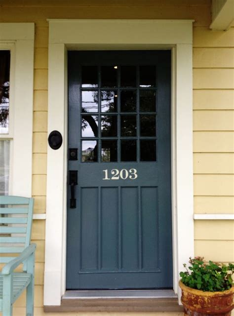 a new old front door shutters for house house front