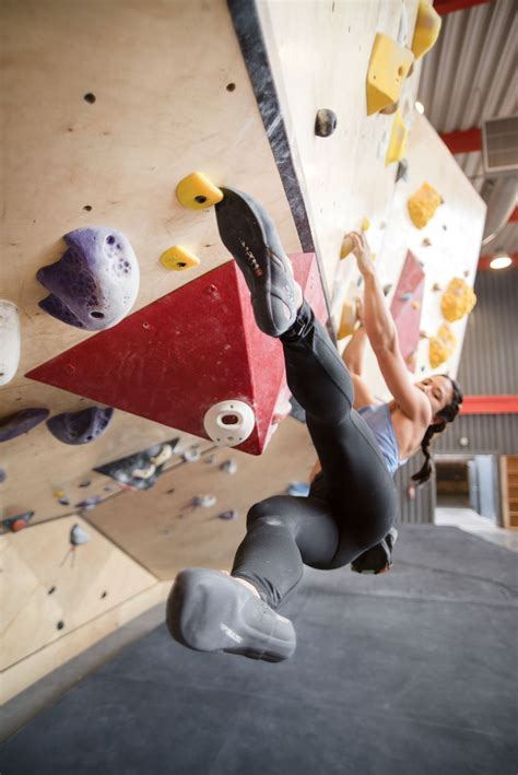 Climbing Training Increase Your Power Endurance