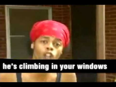 Antoine Dodson Meme - antoine dodson bed intruder video gallery sorted by oldest know your meme