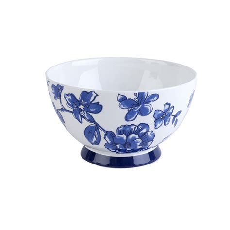 Portobello Footed Perla Bone China Bowl   Other