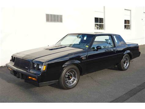 Grand National Car For Sale by 1987 Buick Grand National For Sale Classiccars Cc