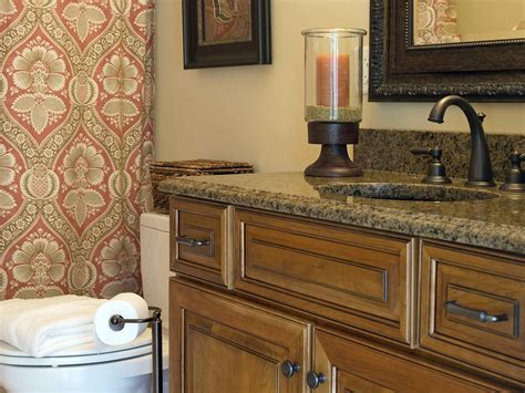 small bathroom countertop ideas bathroom remodel splurge vs save hgtv