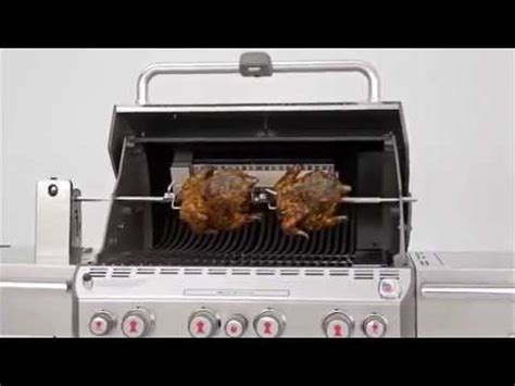 weber summit s 470 stainless steel grill