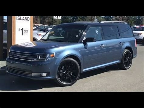 ford flex limited awd review island ford youtube