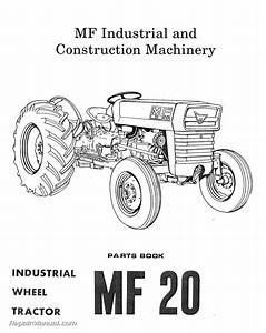 To 20 Ferguson Tractor Wiring Diagram