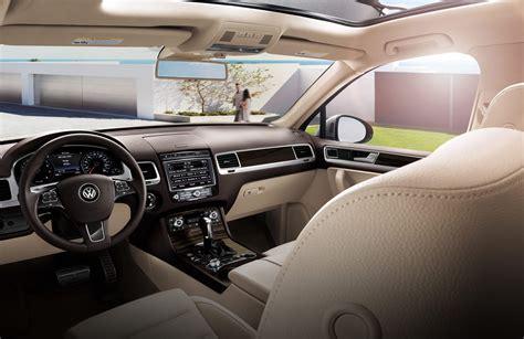 2016 Vw Touareg Interior Carsautodrive