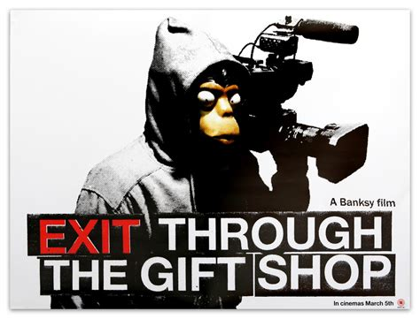 banksy  brainwash oscars  nominated  exit