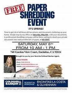 Encinitas real estate carlsbad real estate for Document shredding carlsbad ca