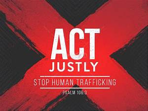 Human Trafficking Powerpoint Backgrounds | Background Ideas