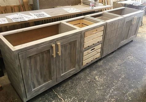 kitchen cabinets made out of pallets vintage style repurposed wood pallets kitchen wood 9165