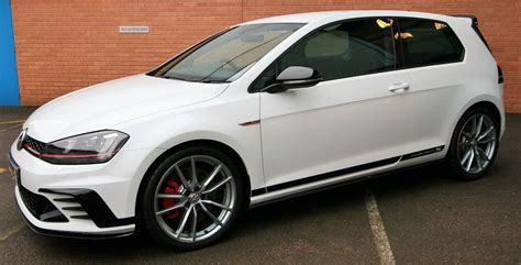 golf 7 gti clubsport used 2016 volkswagen golf gti mk7 gti clubsport s for sale